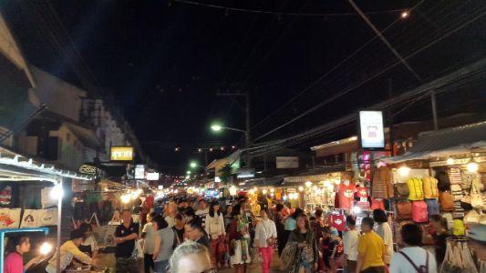 Pai Nightmarket