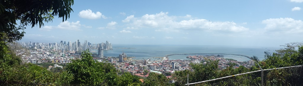 City View - Cerro Ancon