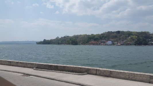 Flores and Lake Peten