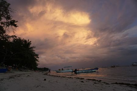Sunset Panglao