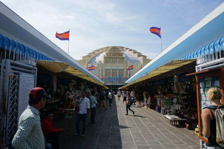 Ingang Central Market