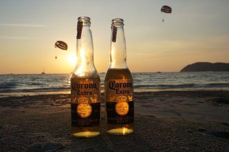 Sunset Pantai Cenang