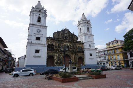 Cathedral Casco Viejo