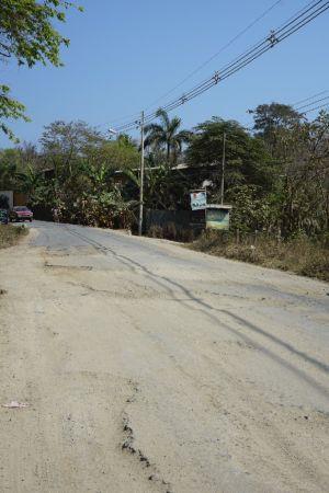 Road Santa Teresa