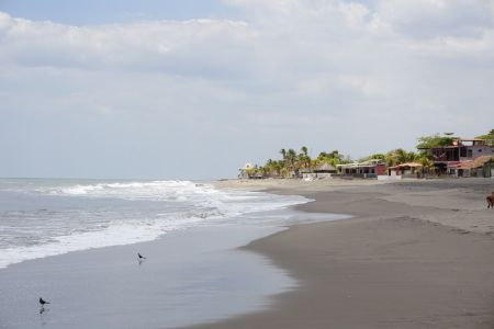 Sandy Beach Las Penitas