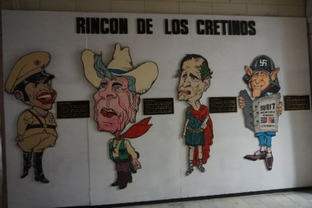 caricatures of antirevolutionists