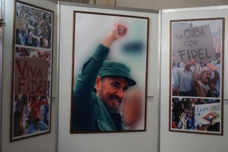 Fidel Castro - national hero