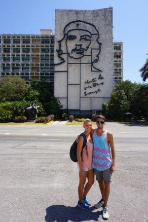 Plaza de Revolucion Havana