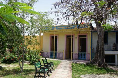 Huis waar Che Guevara tijdens zijn studie heeft gewoond