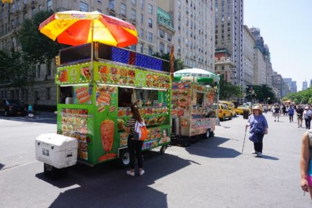 The typische foodtrucks