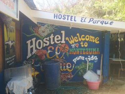 Hostel El Parque Montezuma